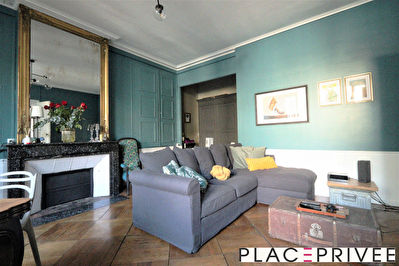 VEND APPARTEMENT RENOVÉ DE 80 M² NANCY CENTRE - CHARLES III