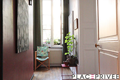 VEND APPARTEMENT RENOVÉ DE 80 M² NANCY CENTRE - CHARLES III 3/11