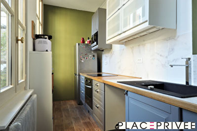 VEND APPARTEMENT RENOVÉ DE 80 M² NANCY CENTRE - CHARLES III 9/11