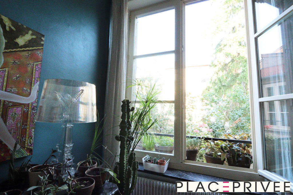 VEND APPARTEMENT RENOVÉ DE 80 M² NANCY CENTRE - CHARLES III 10/11