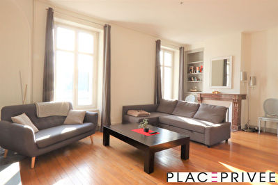 A VENDRE DUPLEX DE 7 PIECES A NANCY - 148.32 M2 -