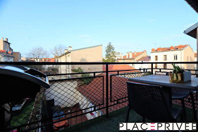 APPARTEMENT F6 AVEC  BALCON A NANCY